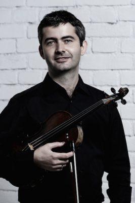 Peter Mosorjak, violin