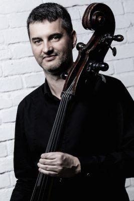 Marián Bujňák, doublebass