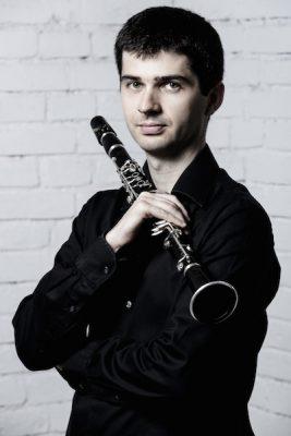 Martin Mosorjak, clarinet