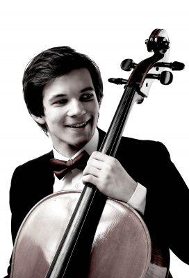 Ján Bogdan, violoncello