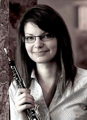 Mónika Csonka, oboe