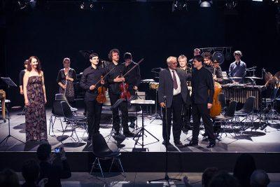 Quasars Ensemble with Marek Kopelent