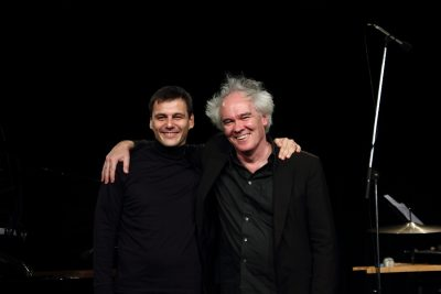 Ivan Buffa and Michael Jarrell, Photo: Tomaáš Bachura