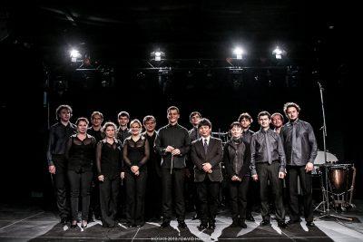 Quasars Ensemble with Toshio Hosokawa, Photo: David Hanko