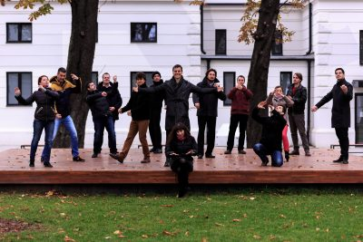 Quasars Ensemble, Photo: Jaroslav Ľaš (2014)