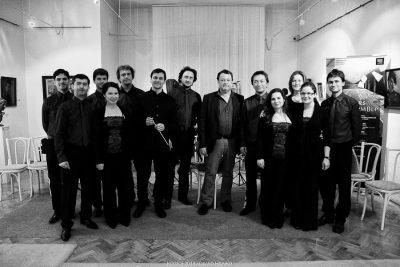 Quasars Ensemble with Bent Sørensen