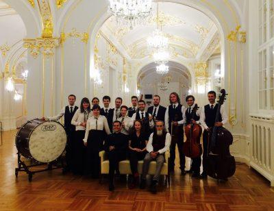 Quasars Ensemble with Michel de Maulne and Stanislava Vlčeková